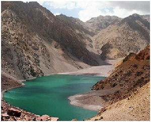 6 days Atlas and lake Ifni travel from Marrakech
