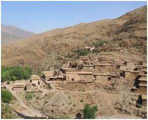 adventure 4 days travel through Berber villages in Morocco