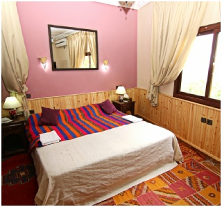 Riad Atlas Toubkal in Imlil,Morocco Atlas accommodation