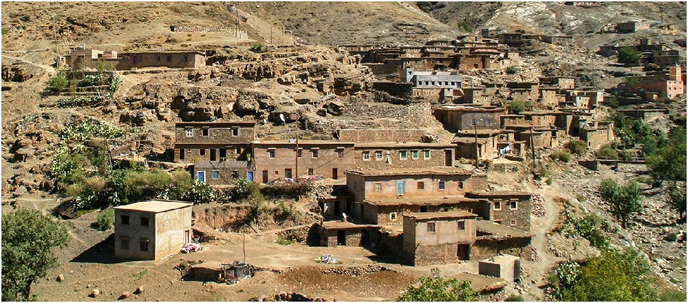 Morocco Atlas trekking,Atlas hiking,Toubkal trips in Morocco